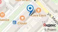 Компания Сезам на карте