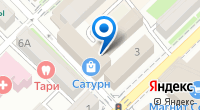 Компания Москвичка на карте