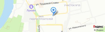 ФриАрт на карте Краснодара