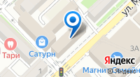 Компания Видеоглаз на карте