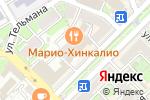Схема проезда до компании Закусочная в Туапсе