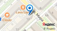 Компания Шарман на карте