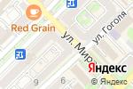 Схема проезда до компании Банкомат, Газпромбанк в Туапсе