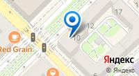 Компания Окно в Париж на карте