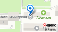 Компания Центр психолого-педагогического сопровождения на карте