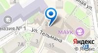 Компания Горка на карте