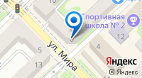 Компания Стиль-комфорт на карте