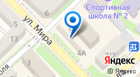 Компания Магазин купальников на ул. Мира (г. Туапсе) на карте