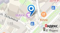 Компания Туалет на карте