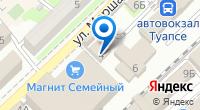 Компания Мастер СОФТ на карте
