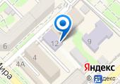 ДЮСШ №2 им. В.П. Фионова на карте