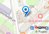 Рекламно-техническая фирма на карте