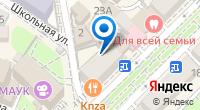 Компания Вареничная на карте