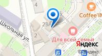 Компания Lingo на карте