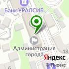 Местоположение компании ПРОЕКТНАЯ ФИРМА ЮГАКАДЕМЦЕНТР