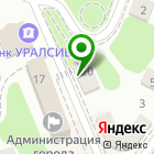 Местоположение компании Градостроительный центр