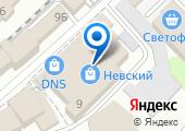 ЗЕНИН И.В. на карте