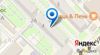 Компания Модерн на карте
