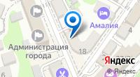 Компания Фьюжн на карте