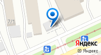 Компания Интел на карте
