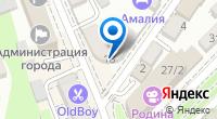 Компания Школа бухгалтеров на карте