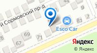 Компания ОСКАР на карте