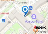 Московские двери на карте