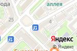 Схема проезда до компании Labda.ru в Туапсе