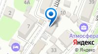 Компания ВСК на карте
