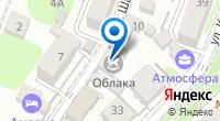 Компания Стильный пес на карте