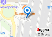Гаражно-потребительский кооператив №5 на карте