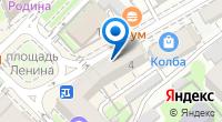 Компания Ромашка на карте