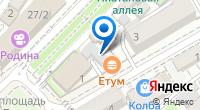 Компания Етум на карте