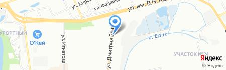 Тюнинг-Элит-Центр на карте Краснодара