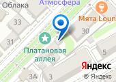 Кадастровые инженеры Паркаев А.К. и Шарапова Е.Г. на карте
