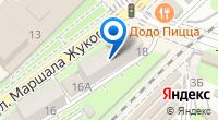 Компания ВелоРЕВЮ на карте