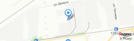 Арт Мастер на карте Краснодара