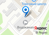 ЖКХ города Туапсе, МУП на карте