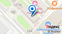 Компания Мираж на карте