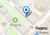 Пекарня на карте