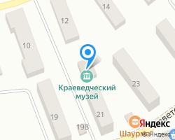 Схема местоположения почтового отделения 601130