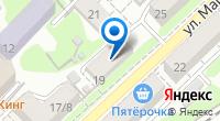 Компания БИНБАНК на карте