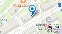 Компания Анрис на карте