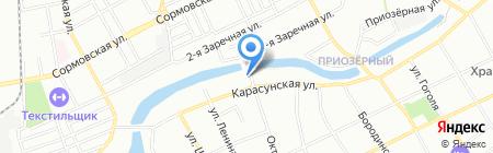 Близко на карте Краснодара