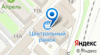 Компания ЕВРОТЕКС на карте