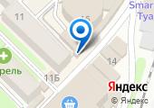 Раздолье на карте
