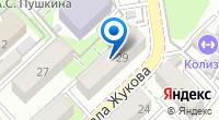 Компания Южное ремонтно-строительное объединение на карте