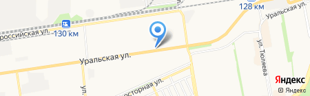 In style на карте Краснодара
