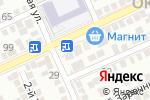 Схема проезда до компании СплитПроф в Краснодаре