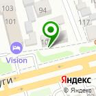 Местоположение компании ZapZap Краснодар